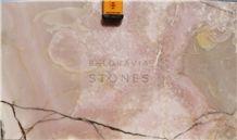 Iran Pink Onyx Polished Slabs