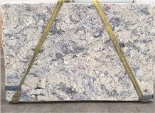 Aspen Cream Granite Snazzy Light Slabs