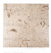 Peacok Feather Slabs & Tiles, Iran Beige Marble