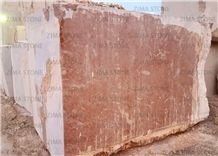 Persian Rosso Alicante Marble Blocks