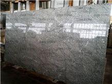 Verde Antigua Slabs & Tiles, Iran Green Marble