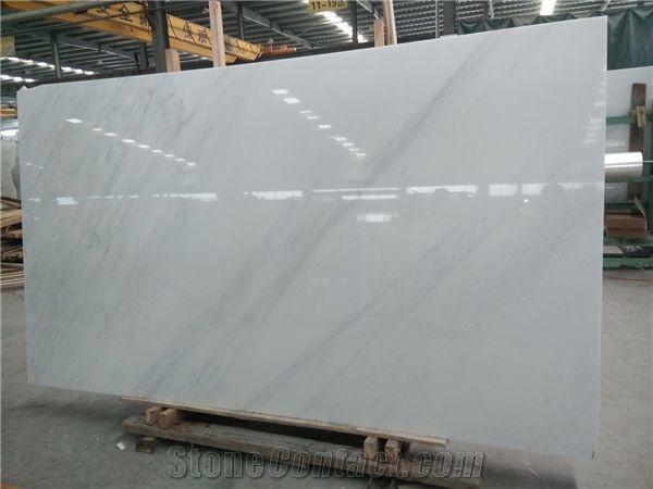 Chinese Origin Eastern White Marble Slabs Tiles China