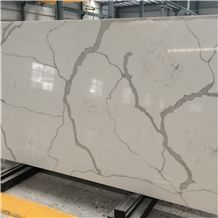 Hot Sale Calacatta Quartz Slab Calcatta Quartz Countertop