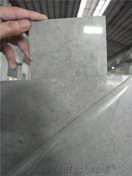 Caesarstone 5133 bathroom countertops custom vanity tops - Engineered stone bathroom countertops ...
