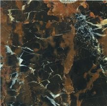 Black Gold, King Gold, Marble Tiles & Slabs, Marble Skirting, Marble Wall and Floor Covering Tiles, Pakistan Multicolor Marble