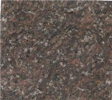Fox Brown Granite Floor Covering, Granite Tiles & Slabs, Granite Flooring, Granite Skirting, India Brown Granite
