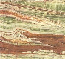 Wood Grain Onyx, Bamboo Onyx, Onyx Tiles & Slabs, Onyx Floor and Wall Tiles, Pakistan Multicolor Onyx
