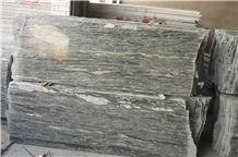 Sea Wave Green Granite Slabs & Tiles