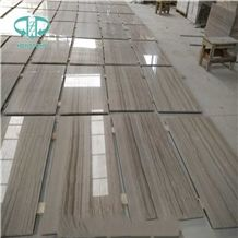 Chinese Athen Grey Marble Tiles & Slabs,Chinese Light Beige Wood Grain Vein,Crema Ivory Silver Wooden,Athen Serpeggiante,Cut-To-Size Tile & Slab