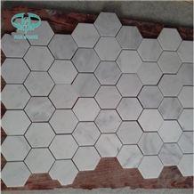 Oriental White Marble,Dynasty White,Oriental White Jade, Statuary White,China Carrara White,Eastern White, White Marble for Flooring & Wall Covering Mosaic Tiles