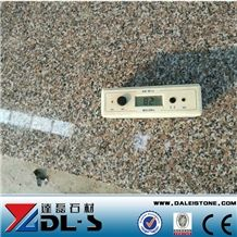 China G361 Natural Stone Granite Brown, Wulian Red Flooring, 2cm and 3cm Polishing Slab for Stairs, Cheap Stepping, Countertop, Skirting, Wall Tiles Size, Good Pirce Building Stone