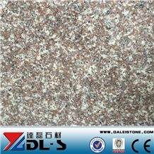 Polished Natural Stone China Quarry Manufactory G664, G3564 Luoyuan Bainbrook Brown Red Granite Flamed Chinese Sunset Pink Slabs Tiles Paving, Wall Cladding Covering, Landscaping Decoration Building