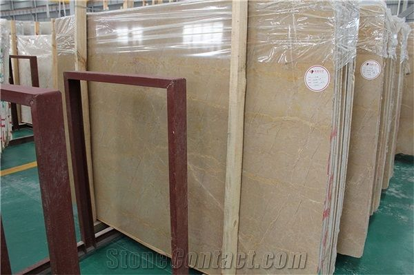 Imperial Turkish Gold Marble Slab And Tile Turkey Beige Marble From
