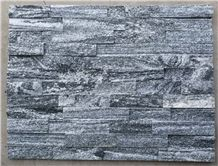 Black and White Point Granite Ledge Stone