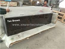2cm Kitchen Prefeb Countertops Santa Cecilia Light Granite