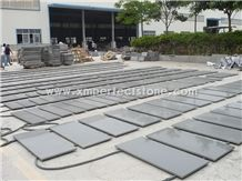 Cheap Basalt Grey Andesite Flooring Tiles 600x600 600x300 /Basalt Factory Volcanic Stone / Basalt Tiles Flamed Brushed / Basalt Rock for Sale China Quarry Stone