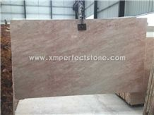Cherry Blossom Beige Marble Slabs/Topaz Marble Slabs/Chinese Pink Marble Colors