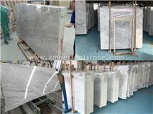 China Abba Grey Marble Slabs / Marble Steps / Competitive Marble Slab Tile / 12x12 ,24x24 Marble Floor Tiles