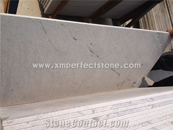 Chinese Kashmir White Granite Paving Tiles Small Granite Tiles
