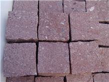 Dayang Red Granite Cubes/Dayang Red Granite/Putian Red Porphyry Cube Stone