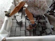 G654 Granite Cube Stone/Dark Grey Granite Paver/Padang Dark Granite