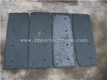 Natural Slate Roofing, Black Slate Roof Tiles