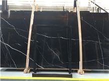 Nero Marquina Marble Slabs from China Stone