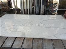 Quartz Stone Slabs,Calacatta White Quartz,Quartz Stone Tops,Artificial Stone Slabs,Calacatta Quartz Stone,Calacatta Bianco Quartz Tiles/Slabs for Vanity Tops,Table/Bench Tops,Engineered Stone