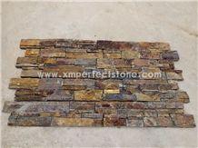 Rusty Slate Tiles/Rusty Cultured Slate Tiles/Corner Stone Tiles