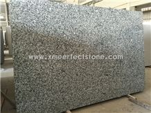 Spary White Granite Gangsaw Slab/G377 Granite/Xinyi Spindrift Granite Slabs