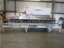 2011 Park Industries Velocity Edge Polisher Secondhand Machine