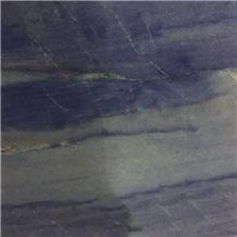Blue Bokira Quartzite Slabs Tiles
