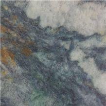 Blue Luise Quartzite Slabs Tiles
