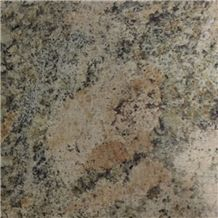 Juparana Champagne Granite Slabs Tiles
