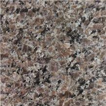 Nara Brown Granite Slabs Tiles