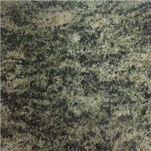 Verde Maritaca Granite Slabs Tiles