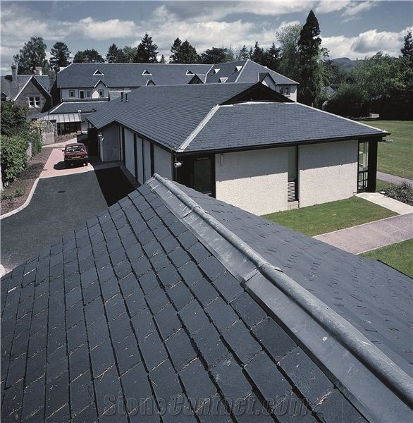 Chinese Black Roof Slate Supplier with Quarry, Roof Stone ...