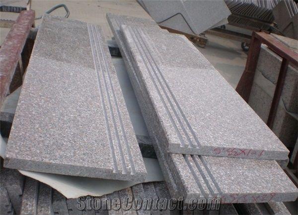 Granite Stairs Steps China Granite Stairs China Granite