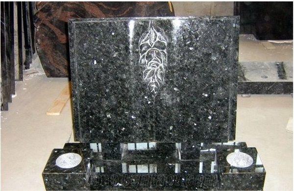 Ireland Uk Style Granite Tombstone Monument Granite