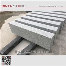 G603 Kerbstone New G603 Granite Kerbstone Roadside Stone Grey Granite Curbstone Cheap Kerbstone Paving Stone Side Stone New G603 Slabs Tiles Stairs Risers Big Slabs Kerbs Road Stone Granite Curbs