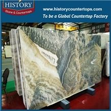 2017 New Style Stone China Popular Translucent Stone Wholesale Cut-To-Size Hotel Lobby Decoration, Wall Covering., Floor Panel, Natrual Onyx Tiles &Slabs