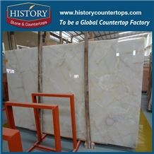 China Popular Wholesale Translucent Natural Stone Polished Onyx Tiles Cut-To-Size Slab for Hotel Lobby Decoration, Wall Covering, Floor Panel, Coffee Bar. Vanity Tops