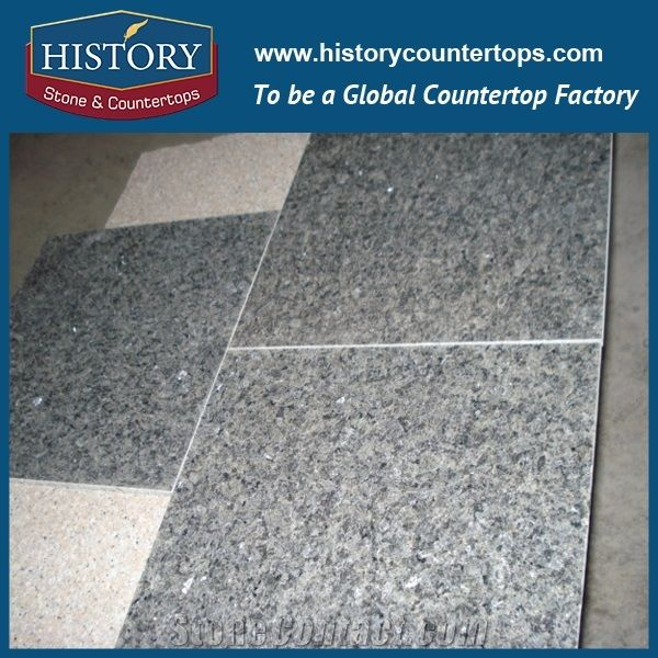 G674 Ice Blue Types Of Indoor Or Outdoor Laminate Flooring Rough Granite  Slabs Wall Stone Tiles,Generally Used For The Ground/Base/Cornices,  Different Color ...