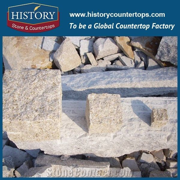 History Stone China Factory Supply G682 Yellow Beige