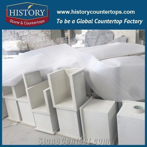 History Stone Hmj123 White Magnolia American Standard Rounder Edge ...