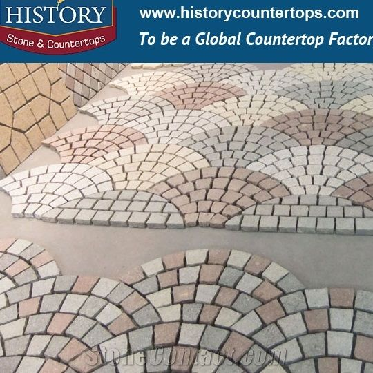 History Stones Chinese Owner Quarry Hot Sale Rough Surface Natural Split  Ocean Red Granite Paving, Garden Road Paver, Driveway Pavement, Outdoor  Flooring ... - History Stones Chinese Owner Quarry Hot Sale Rough Surface Natural