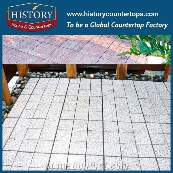 Stones G603 Light Grey Square Shaped