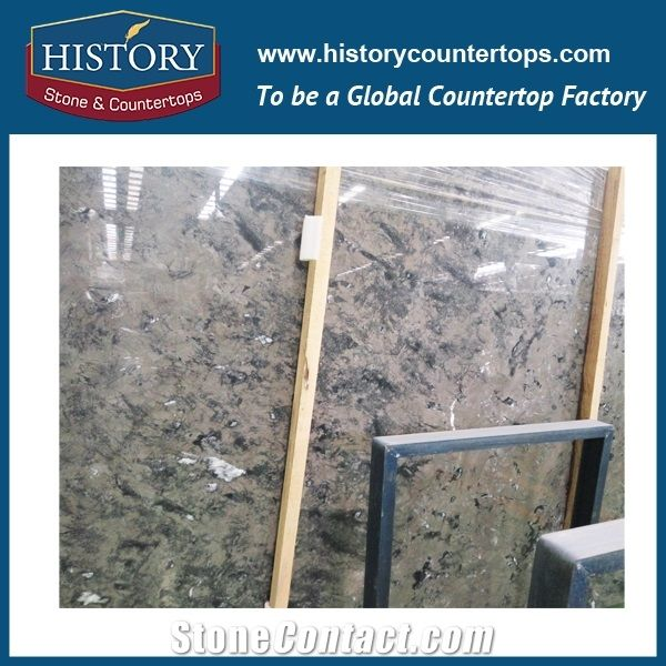 Historystone China Grigio Carnico Natural Polished Marble Wall Tiles Slabs For Flooring Border Designs Cut To Size A Grade Quality Low Prices Free