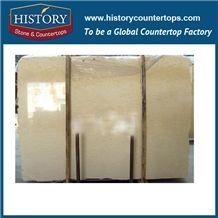 Historystone Imported Honey Beige in Egypt New Cheap Natural Marble Slabs and Flooring Tiles/ Exterior Tiles Customized Sizes Support,Shallow Brown, a S
