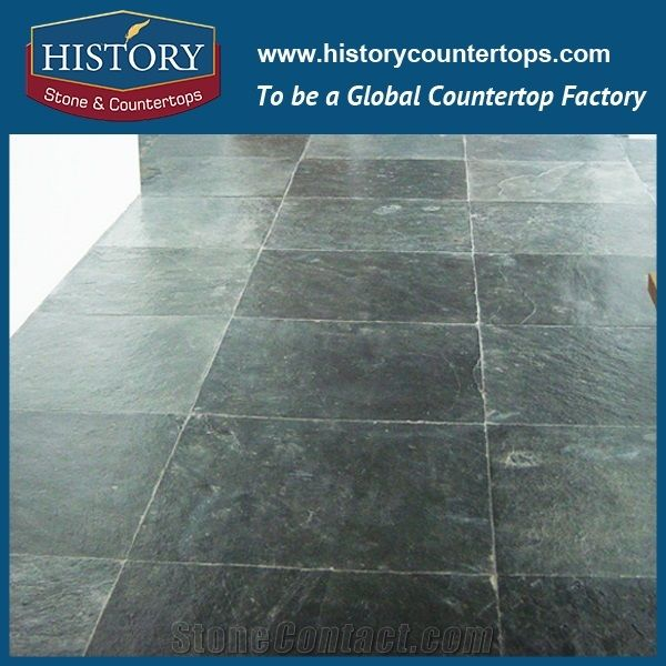 Natural Surface Dark Grey Slate Stone